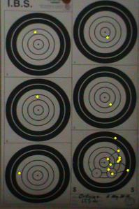 Ortgies 59 target 15 yards enhanced
