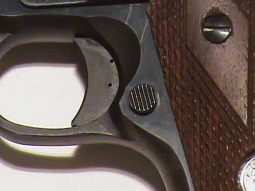 Aftermarket Long Trigger